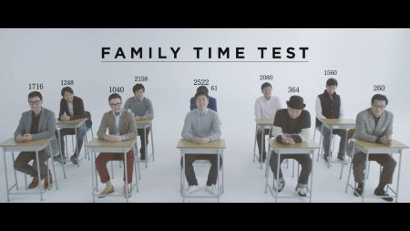 FAMILY TIME TEST